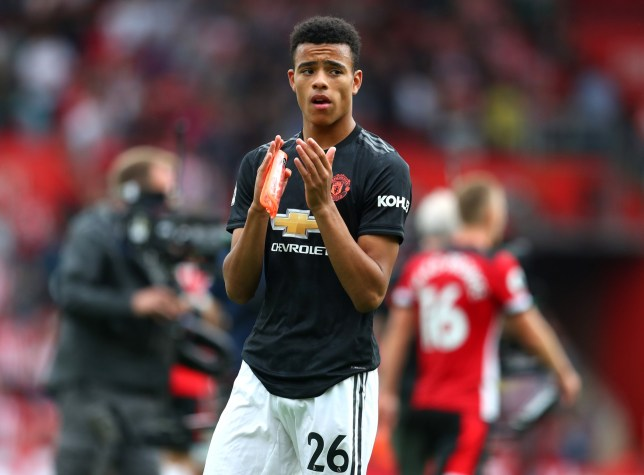 Mason Greenwood is targeting more playing time at Manchester United