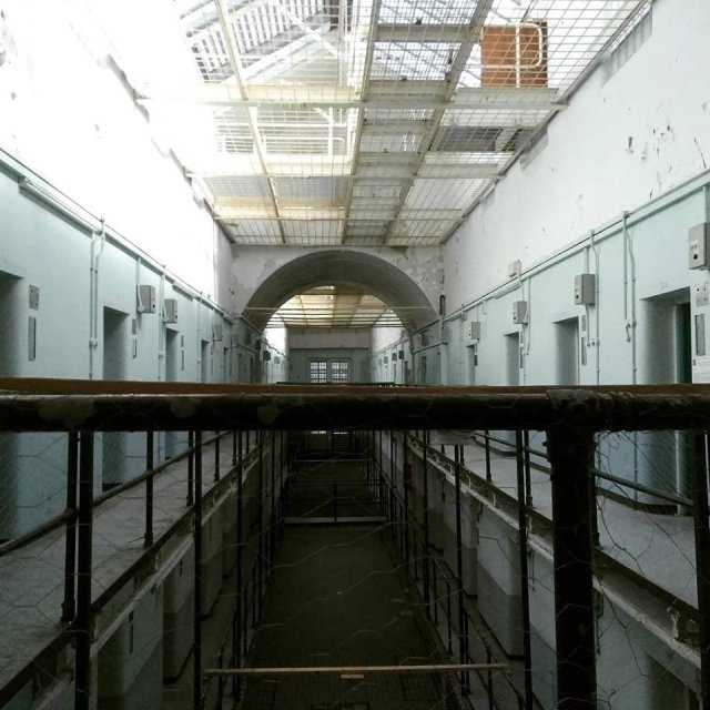 Stay in UK's most haunted prison (Picture: Shepton Mallet Prison/Facebook)