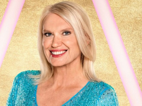 Why has Anneka Rice accepted Strictly Come Dancing after turning it down for years?