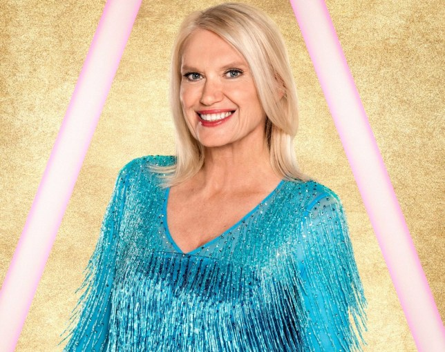 EMBARGOED TO 0001 TUESDAY SEPTEMBER 3 For use in UK, Ireland or Benelux countries only Undated BBC handout photo of Anneka Rice, one of the contestants in BBC1's Strictly Come Dancing. PRESS ASSOCIATION Photo. Issue date: Tuesday September 3, 2019. Photo credit should read: Ray Burmiston/BBC/PA Wire NOTE TO EDITORS: Not for use more than 21 days after issue. You may use this picture without charge only for the purpose of publicising or reporting on current BBC programming, personnel or other BBC output or activity within 21 days of issue. Any use after that time MUST be cleared through BBC Picture Publicity. Please credit the image to the BBC and any named photographer or independent programme maker, as described in the caption.