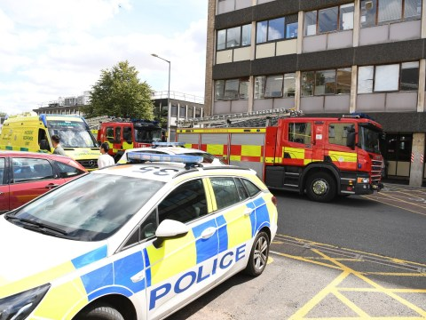 Eight rushed to A&E after chemical leak at hospital