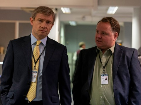 A Confession episode one review: Run-of-the-mill drama saved by Martin Freeman's sympathetic performance