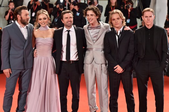 Timothee Chalamet is our menswear saviour at Venice Film