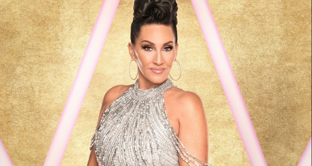 Michelle Visage on Strictly Come Dancing