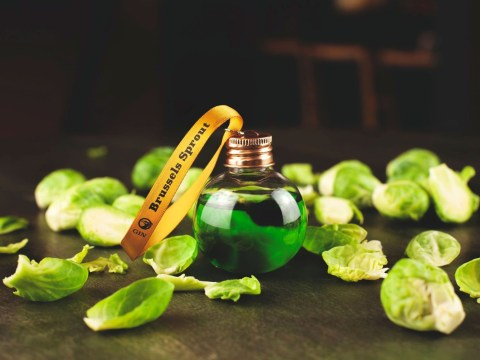 Brussels sprouts flavoured gin now exists