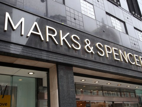Marks and Spencer demoted from FTSE 100 for the first time