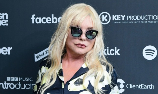 Debbie Harry at the AIM Independent Music Awards 2019 held at the Roundhouse in London. PRESS ASSOCIATION Photo. Picture date: Tuesday September 3, 2019. Photo credit should read: Ian West/PA Wire
