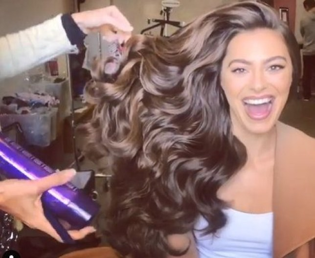 Shampoo adverts have been lying to us – it's hairspray doing all the work