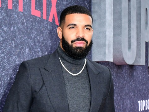Drake thanks Top Boy cast and crew for 'allowing him to be part of it' at London premiere