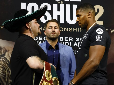 Liam Smith, Scott Quigg and Alexander Povetkion on Andy Ruiz Jr vs Anthony Joshua II undercard