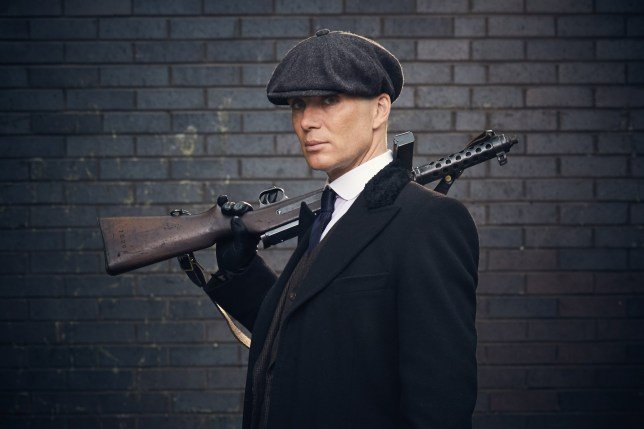 Cillian Murphy as Tommy Shelby in Peaky Blinders season 5