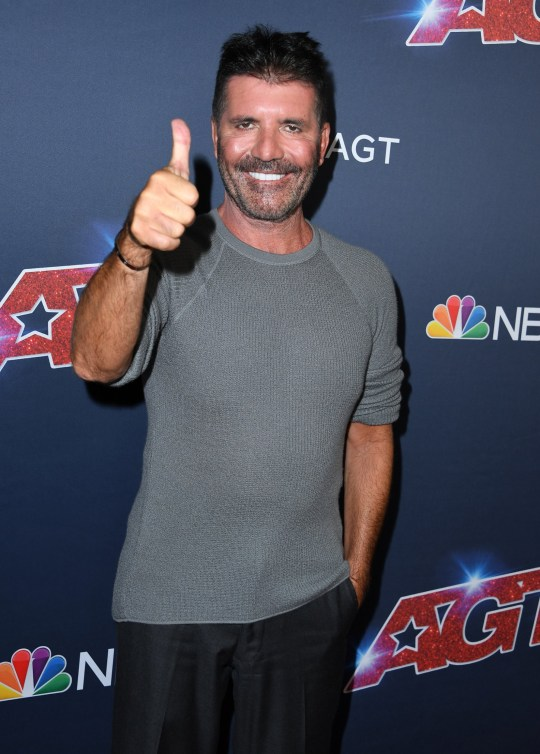"""HOLLYWOOD, CALIFORNIA - AUGUST 13: Simon Cowell arrives at the """"America's Got Talent"""" Season 14 Live Show at Dolby Theatre on August 13, 2019 in Hollywood, California. (Photo by Steve Granitz/WireImage)"""