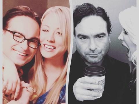 Big Bang Theory's Johnny Galecki celebrates 12 years of being Kaley Cuoco's fake husband