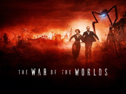 What time is War of The Worlds on tonight and who is in the cast?