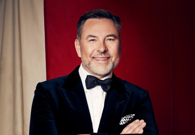Editorial use only Mandatory Credit: Photo by Syco/Thames/ITV/REX (10181450d) David Walliams. 'Britain's Got Talent' TV Show, Series 13 UK - Apr 2019