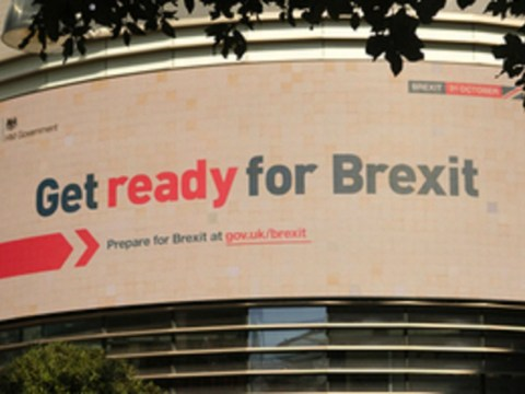 Thousands spent on Brexit adverts despite increasing deadline uncertainty