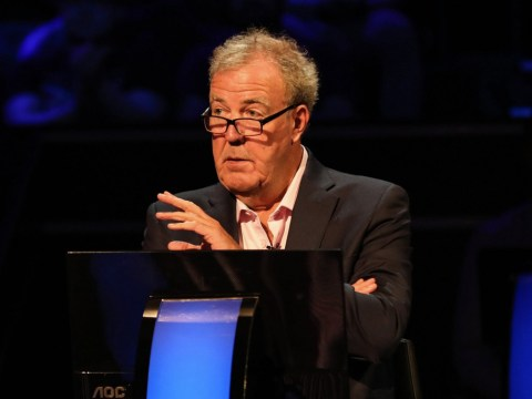 Jeremy Clarkson addresses concerns over 'profuse sweating' on Who Wants To Be A Millionaire?