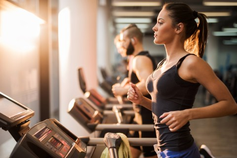 One in four women feel too intimidated to go to the gym