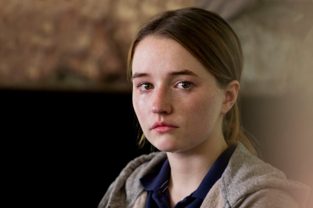A photo showing Kaitlyn Dever, who plays Marie Adler in new Netflix series Unbelievable