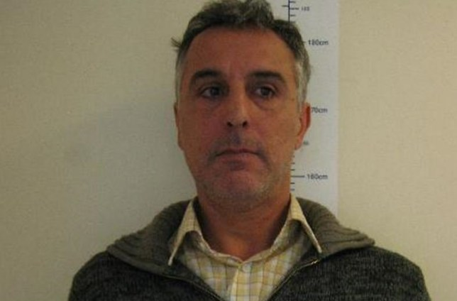 Arik Amir, 60, has been jailed for four and a half years