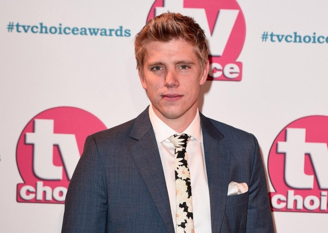 LONDON, ENGLAND - SEPTEMBER 09: Ryan Hawley attends The TV Choice Awards 2019 at Hilton Park Lane on September 09, 2019 in London, England. (Photo by Eamonn M. McCormack/Getty Images)