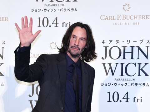 Keanu Reeves really has no idea everyone is obsessed with him right now, makes us love him even more