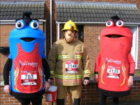 Man charged over 'offensive email to fire service which dropped Fireman Sam as mascot'