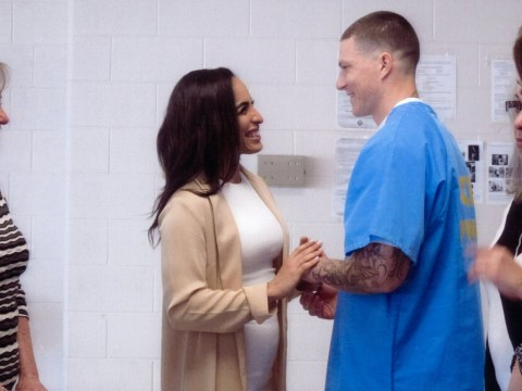 Wife opens up about ten-year relationship with husband who is in prison for 23 years