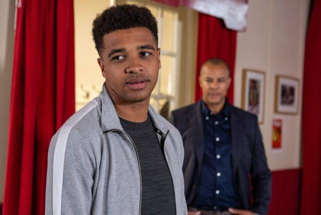 Has Ellis left Emmerdale for good and has actor Asan N'Jie been sacked?