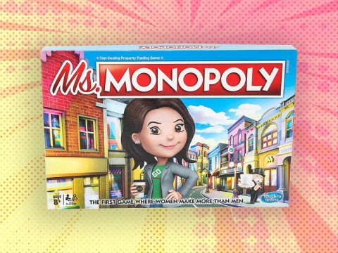 Ms Monopoly is the new version of the board game where women make more money than men