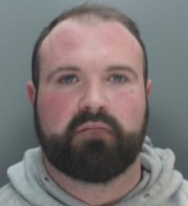 Adam Bennett, 27, of Pinehurst Road, Anfield, escaped from court after pleading guilty to engaging in controlling behaviour Credit: Liverpool Echo