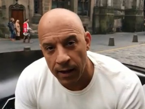 Vin Diesel excites fans with a special behind the scenes video from Fast & Furious 9