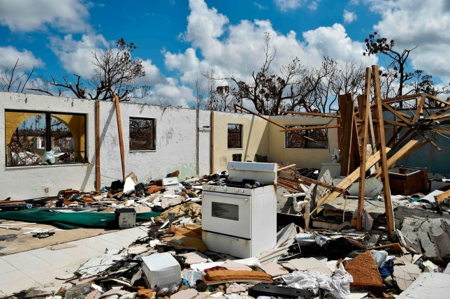Hurricane Dorian death toll could reach 2,500 as people still missing