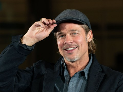 Brad Pitt is all smiles in Japan as son Maddox breaks silence on tense relationship