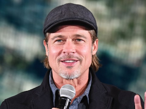 Brad Pitt admits speaking about his alcoholism and 'deep pain' gives him peace of mind