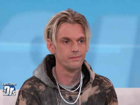 Aaron Carter getting treatment as Nick takes out restraining order following rape allegations