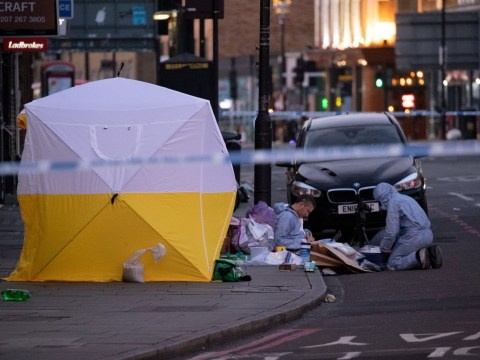 How many deadly stabbings have there been in London so far this year?