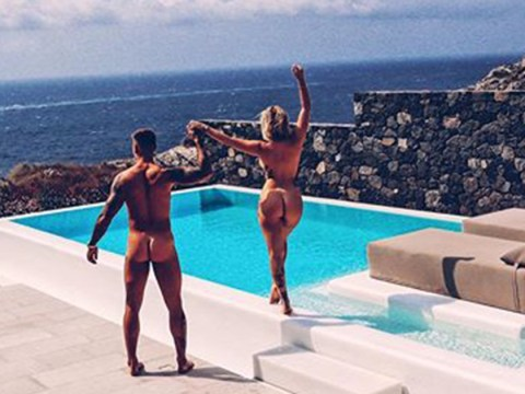 Love Island's Olivia Buckland and Alex Bowen celebrate first wedding anniversary with NSFW pic