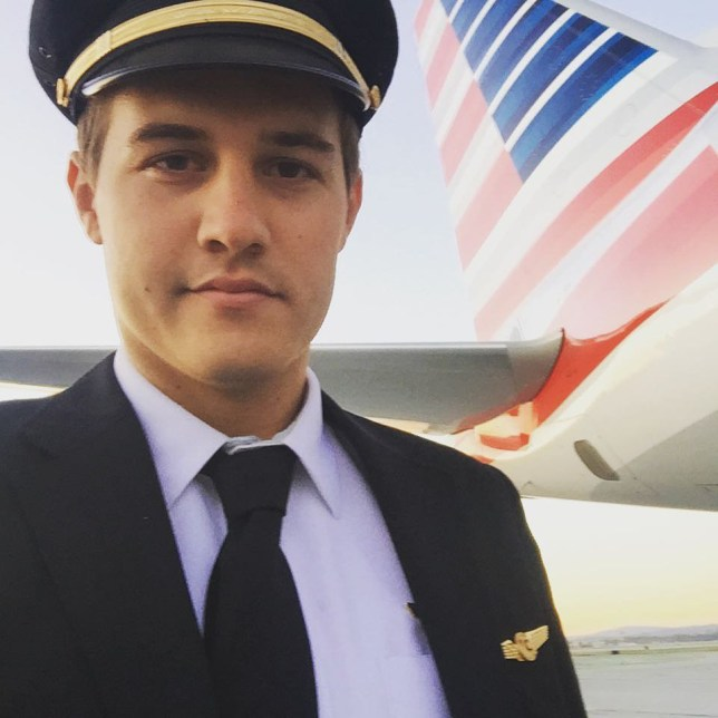 New Bachelor Peter Weber Provider: Instagram/pilot_pete