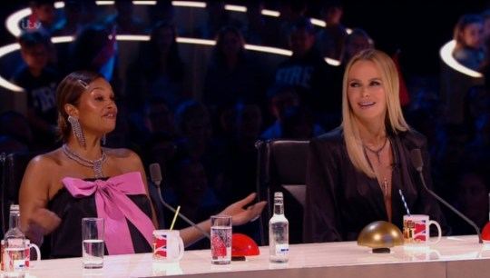 BGT viewers convinced Alesha was livid over Jack Carroll's botox comments
