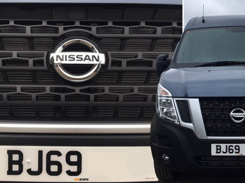 Customer didn't want to drive Nissan with BJ69 number plate