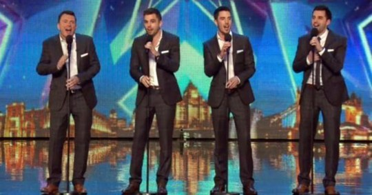 Britain's Got Talent star goes on Dragons Den Picture: ITV