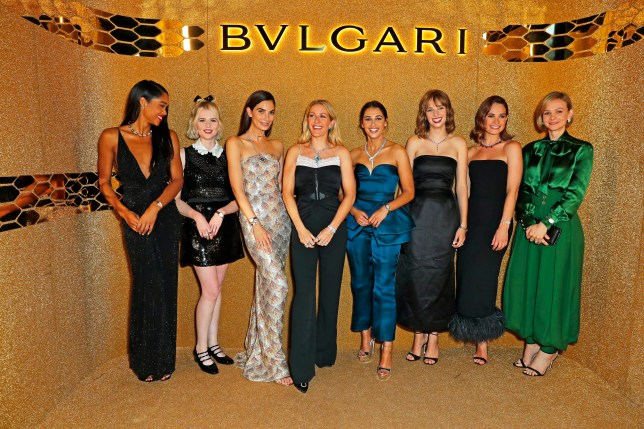 Stranger Things' breakout star Maya Hawke steals Bvlgari Serpenti Seduttori show in LBD