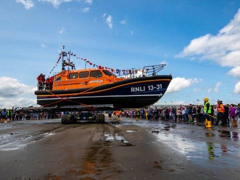 'Racists' have stopped donating to RNLI because some money is used abroad