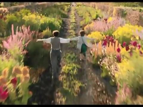 Colin Firth stars in the new trailer of The Secret Garden