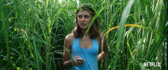 Netflix's latest horror In The Tall Grass Trailer