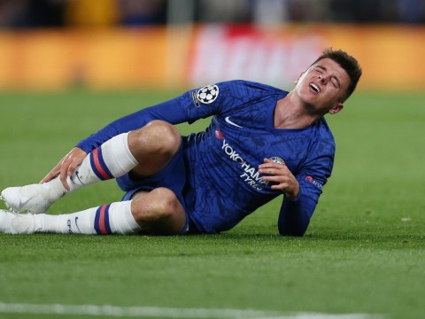Mason Mount issues positive injury update ahead of Chelsea vs Liverpool