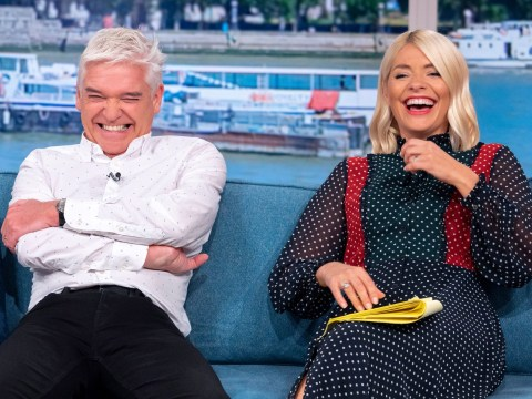 Phillip Schofield puts 'complaint allegations' behind him as he opens his gin Advent Calendar