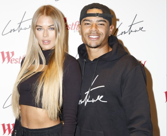 Love Island's Molly-Mae Hague snubs another co-star from PrettyLittleThing party