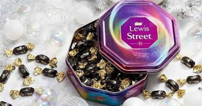 Quality Street are doing pick and mix tubs at John Lewis, so you can fill your boots with your fave chocolates